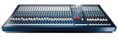 Soundcraft LX7II-32 32 Channel 7-Bus Mixer LX7II-32