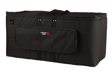 "Gator Cases GP-EKIT2816-B 28""x16""x16"" Padded Electronic Drum Kit Bag from Protechtor GP-EKIT2816-B"