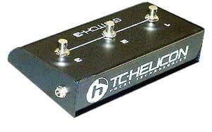 TC Helicon SWITCH3 3-Button Footswitch SWITCH3