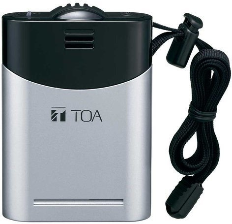 TOA IR-300M Hands-Free Infrared Wireless Microphone for TS-800 & TS-900 Conference Systems IR300M