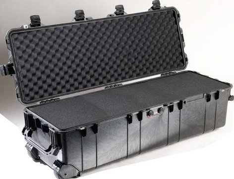 Pelican Cases 1740NF Long Case WITHOUT Foam PC1740NF