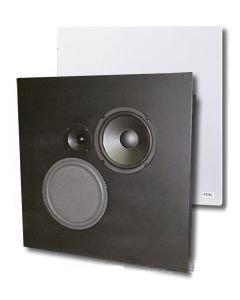 KSI Professional 8081CS-HP  Speaker, 2-Way Performance w/ Backbox 8081CS-HP