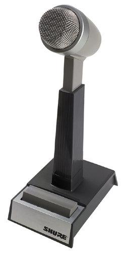 Shure 522 Desktop Paging Microphone 522