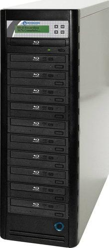 Microboards QD-BD-H10 10-Bay Quic Disc Blu-Ray Disc Duplicator QD-BD-H10