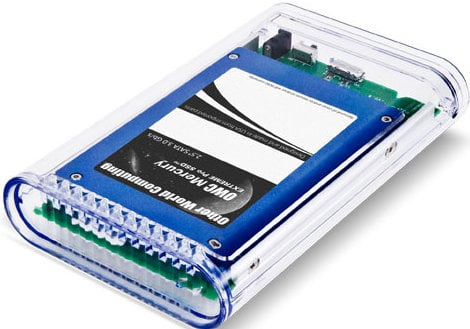 OWC On-The-Go Pro SSD 60GB SSD USB 3.0/2.0 Storage Solution OWCMSU3SSD060GB