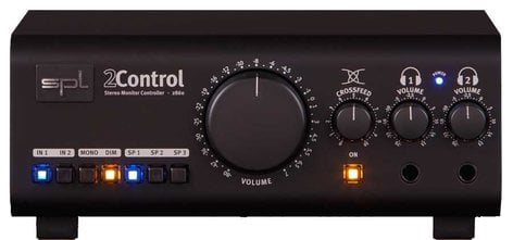 SPL Sound Performance Lab 2CONTROL Speaker/Headphone Controller 2CONTROL