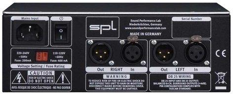SPL Sound Performance Lab VOLUME2 Volume Contoller, Stereo #2602 VOLUME2