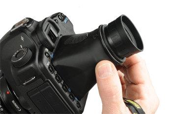 "Hoodman Corporation H-LPP3 3"" Screen Loupe Pro for SLR LCD Screens H-LPP3"