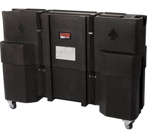 "Gator Cases G-LED-5055-2X  Case for Dual LED Screens, 50-55"" G-LED-5055-2X"