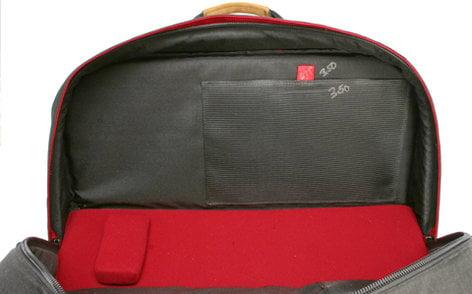 Porta-Brace CTC4B  Black Traveler Camera Case CTC4B