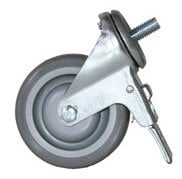 Chief Manufacturing PAC770-CHIEF  Heavey Duty Casters, Quantity of 4 PAC770-CHIEF