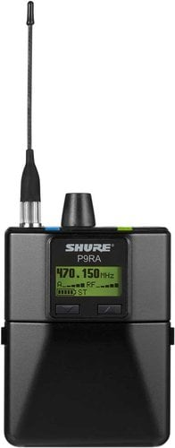 Shure P9RA Rechargeable Wireless Receiver P9RA