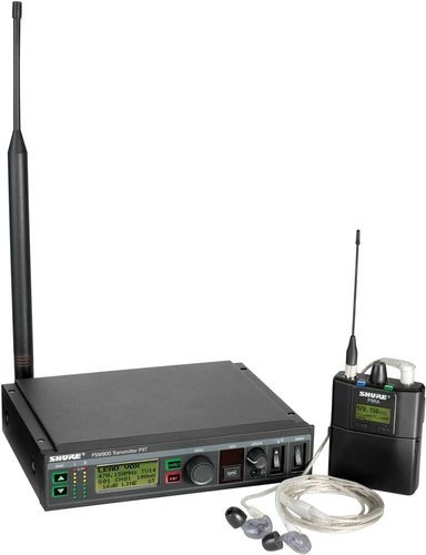 Shure P9TRA425CL Wireless In-Ear Monitor System with SE425-CL Earphones P9TRA425CL