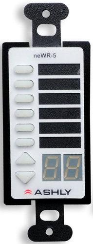 Ashly NEWR-5  Remote, 6-button Network  NEWR-5