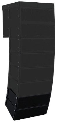 McCauley Sound INLINE N120 800W 2-Way Full-Range Line Array INLINE-N120