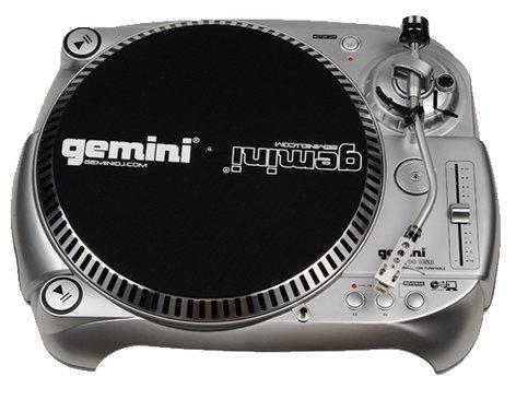 Gemini TT-1100USB Belt Drive USB Turntable TT-1100USB