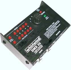 Whirlwind DMX35T DMX / XLR Cable Tester DMX35T