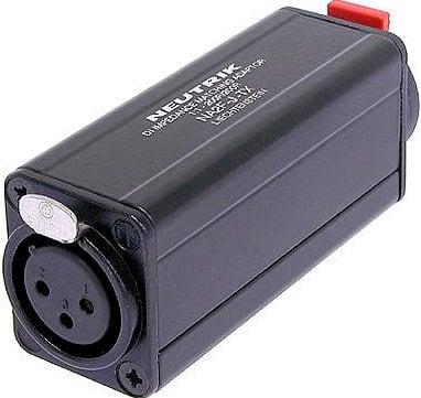 Neutrik NA2F-J-TX 1:2 Miniature Transformer Balancing Adapter NA2F-J-TX