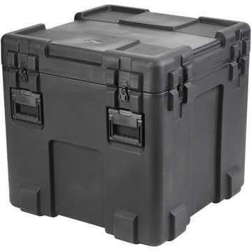 """SKB Cases 3R2727-27B-L  Case, Waterproof, 27""""D, W/ Layered Foam Interior 3R2727-27B-L"""