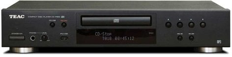 Teac CD-P650 CD Player with USB/iPod Interface and Remote CDP650