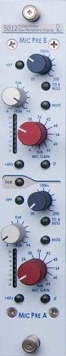 Rupert Neve Designs 5012-V Portico 5012 Vertical Duo Mic Pre-Amp 5012-V