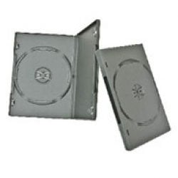 American Recordable Media DVDB-1-O/B-CM DVD Album, Black with Overwrap, Economy DVDB-1-O/B-CM