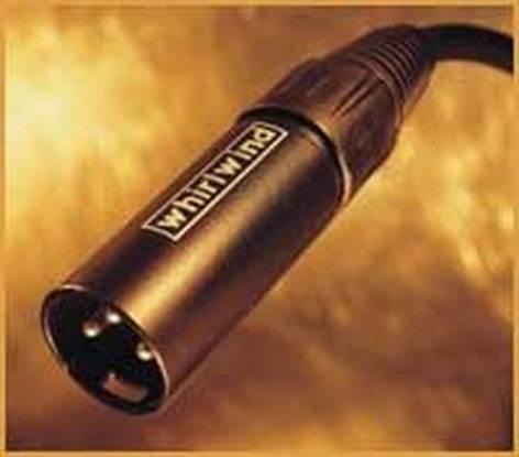 Whirlwind MK420 20 ft. XLR-M to XLR-F Microphone Cable MK420