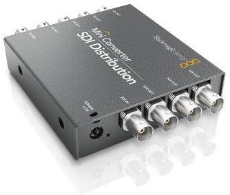 Blackmagic Design CONVMSDIDA SDI Distribution Mini Converter CONVMSDIDA