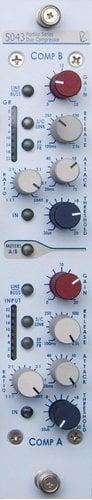 Rupert Neve Designs 5043-V 2-Channel Vertical Compressor/Limiter 5043-V
