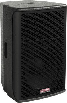 EAW JF29-BLACK Speaker System, 2-way, 500 Watts @ 8Ohms JF29-BLACK