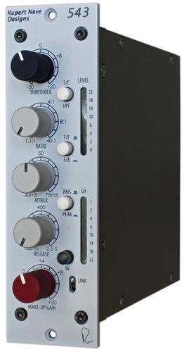 Rupert Neve Designs 543 Portico Mono Compressor-Limiter 543
