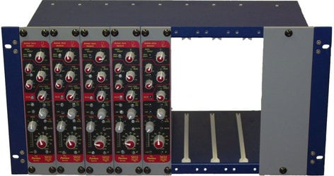 Rupert Neve Designs 5285-RM Frame for 8 Vertical Portico Modules, with Power Supply 5285-RM