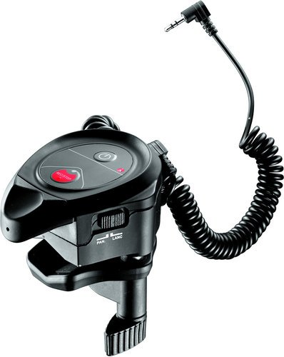 Manfrotto MVR901ECPL  Clamp-On LANC Remote Control for Panasonic, Canon & Sony Camcorders MVR901ECPL