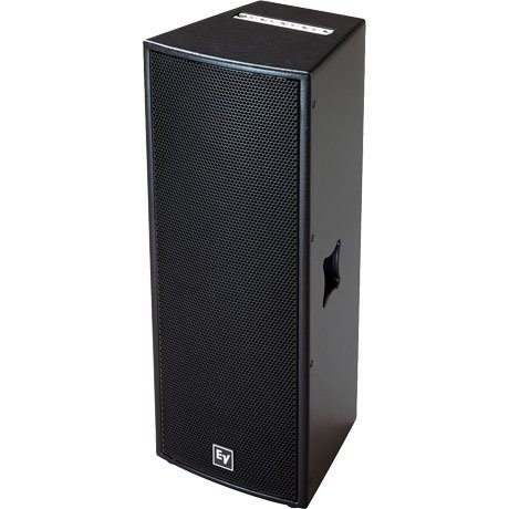 "Electro-Voice QRX-212H/75-WH 12"" Two-Way Speaker, 600 Watt @ 4Ohms, White QRX-212H/75-WH"
