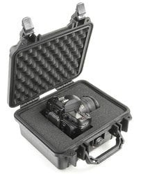 Pelican Cases 1200NF Mini-D Case WITHOUT Foam PC1200NF