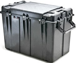 Pelican Cases 0500NF Transport Case WITHOUT Foam PC0500NF