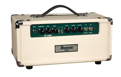 Ibanez TSA15H 15W Tube Guitar Amplifier Head With Tubescreamer Circuit