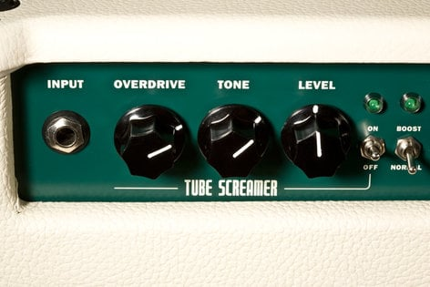 Ibanez TSA15H 15W Tube Guitar Amplifier Head with Tubescreamer Circuit TSA15H