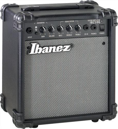 Ibanez IBZ10G 10W Guitar Combo Amp IBZ10G