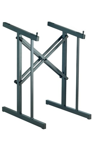 K&M Stands 42040 Mixer Stand, Black  42040
