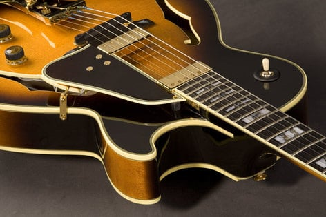 Ibanez GB10 George Benson Signature Electric Guitar Hollowbody GB10