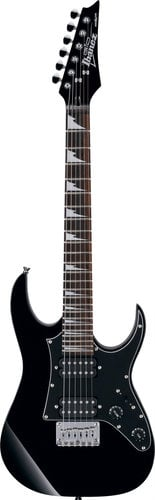 Ibanez GRGM21 miKro Series Guitar, Short Scale Electric GRGM21