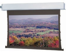 "Da-Lite 37097L 105"" x 140"" Advantage Electrol High Contrast Matte White Screen 37097L"