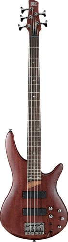 Ibanez SR505 BM SR Series 5-String Bass Brown Mahogany SR Series 5-String Electric Bass SR505BM