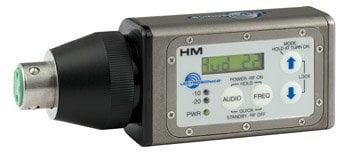 Lectrosonics HM-LECTROSONICS Digital Hybrid Wireless® UHF Plug-on Transmitter HM-LECTROSONICS