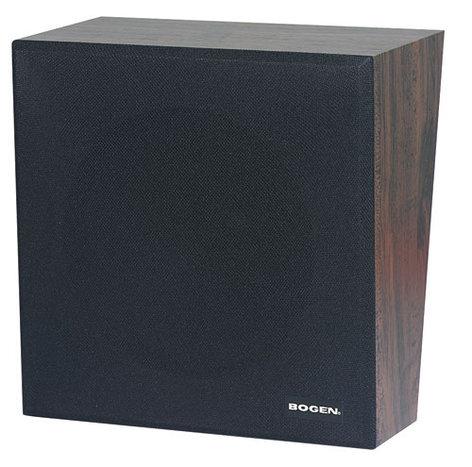 """Bogen Communications ASWB1 8"""" Angled Wall Speaker ASWB1"""