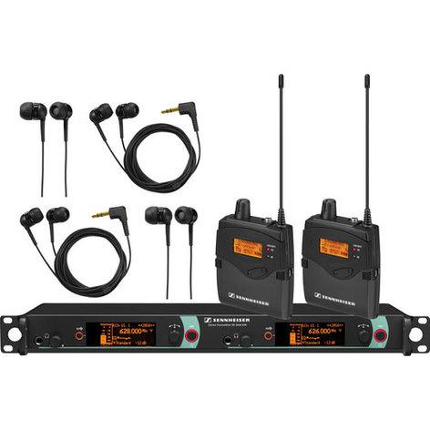 Sennheiser 2000IEM2 Dual Channel IEM System 2000IEM2