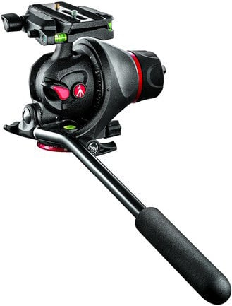 Manfrotto MH055M8-Q5 055 Series Photo/Video Head with Q5 Quick Release MH055M8-Q5