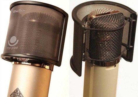 WindTech PopGard 2000 PopGard Microphone Screen PG-2000