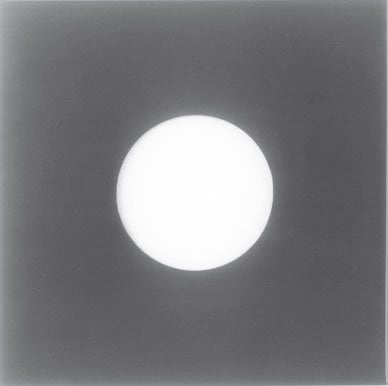 """Altman 4.5-DN 6-1/4"""" x 6-1/4"""" Donut Hole, 2-1/2"""" Hole, Black 4.5-DN"""